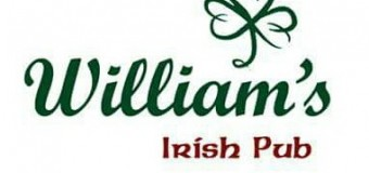 William's Irish Pub – Pedernera 541.