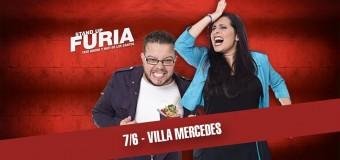 Furia Stand Up – Jueves 7 de Junio – Villa Mercedes