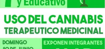 Villa Mercedes – 7° Taller Informativo y Educativo sobre el uso terapéutico medicinal de Cannabis